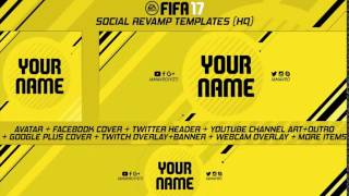 Fifa 17 Social Revamp Pack Free Psd Template Gfx Fy By Erxkfqm