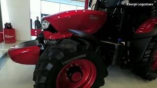 New Zetor by Pininfarina // Обзор трактора в новому дизайні