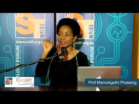 Part 1 Prof Mamokgethi Phakeng, From Language-as-Problem to Language-as-Resource