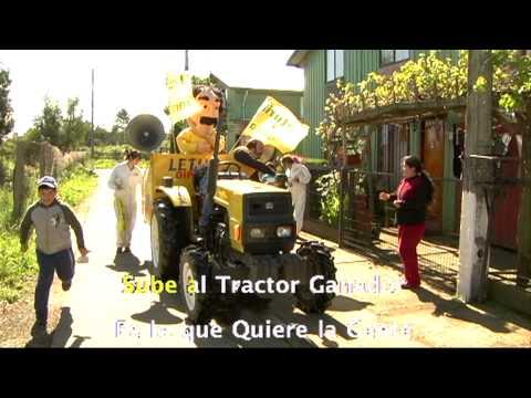 Karaoke Tractor de Leturia