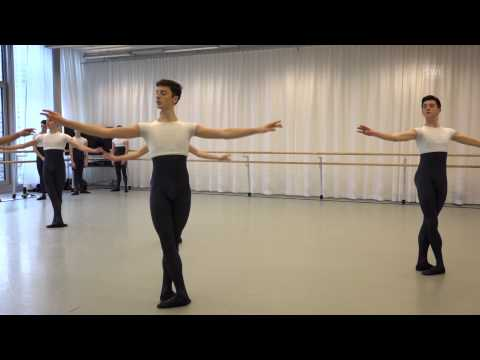 A day at Zurich Dance Academy