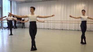 A day at Zurich Dance Academy