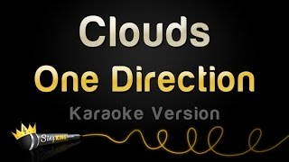 One Direction - Clouds (Karaoke Version)