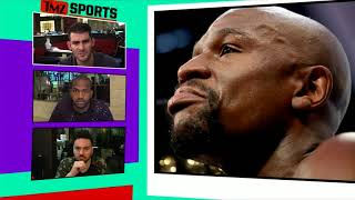 Floyd Mayweather Hits Pause On MMA, 'Not Thinking About Fighting Right Now' | TMZ Sports