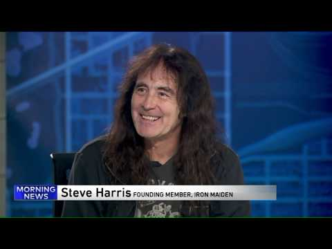 Iron Maiden's Steve Harris Talks About Side Gig With British Lion