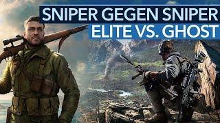 Sniper Elite 4 vs. Sniper Ghost Warrior 3 - Duell der Scharfschützen-Games