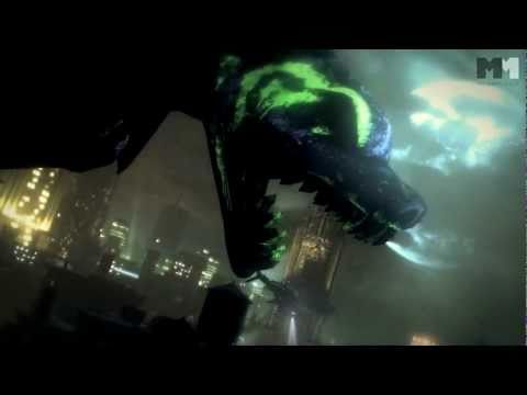 Batman Arkham City | OFFICIAL RIDDLER trailer (2011)