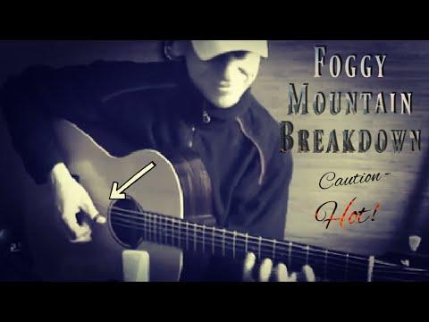 M. Tallstrom - Foggy Mountain Breakdown for guitar