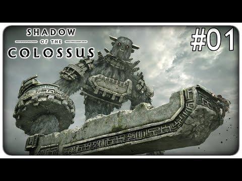 A CACCIA DI POTENTI MOSTRI GIGANTESCHI | Shadow Of The Colossus - Ep. 01 [ITA]