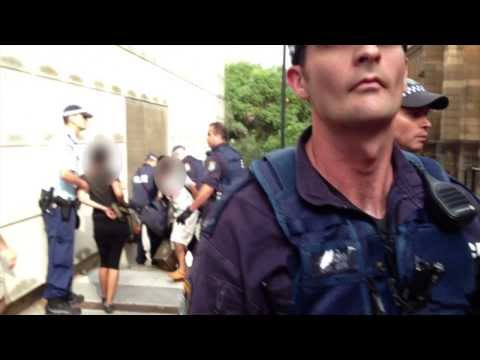 The Profesionalism of NSW Police