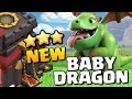 NEW Baby Dragon TH10 Attack Strategy   3 Star at Town Hall 10   Clash of Clans