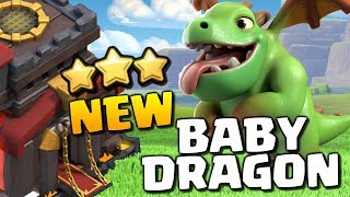 NEW Baby Dragon TH10 Attack Strategy | 3 Star at Town Hall 10 | Clash of Clans
