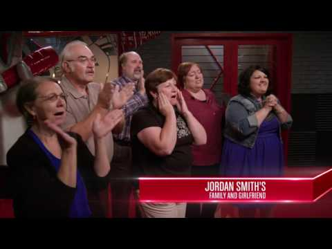 "The Voice 2015 Blind Audition   Jordan Smith ""Chandelier'"