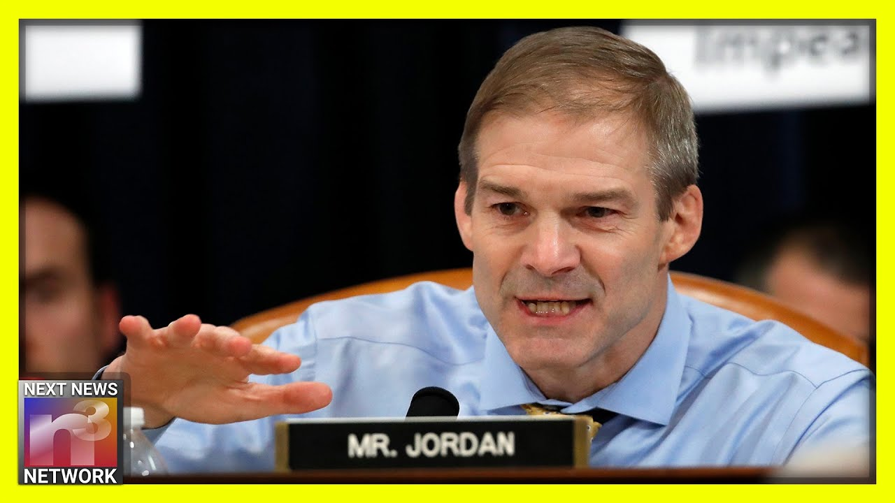 Jim Jordan Rips FBI Director Christopher Wray with BRUTAL Takedown!