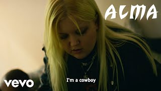 ALMA - Cowboy (Lyric video) Video