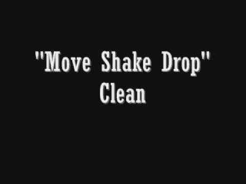 Pitbull -  Move Shake Drop (Clean Version)