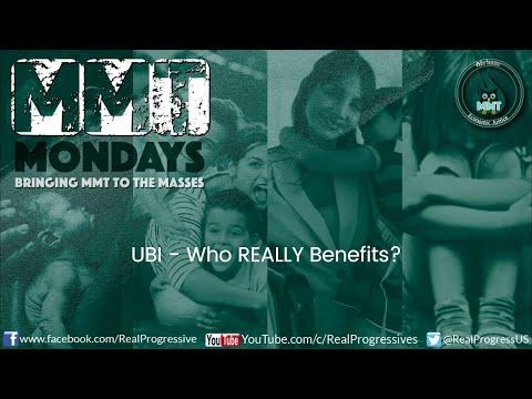 UBI - Who REALLY Benefits?