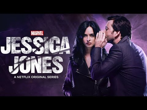 Jessica Jones: Season 1 / Fan Trailer (ENG, RUS SUBS)