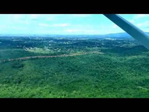 Flying to Lewa from Wilson Airport