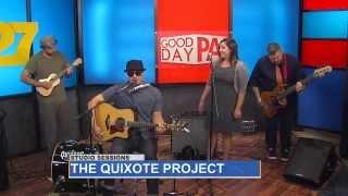 Studio Sessions:  The Quixote Project - ABC's Good Day PA