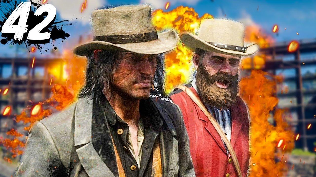 IT WASN'T US I SWEAR - Red Dead Redemption 2 - Part 42 thumbnail