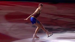 Александра Трусова Показательные выступления Лас Вегас Гран при по фигурному катанию 2021 22