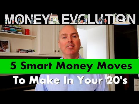 Smart Money Moves For Your 20's