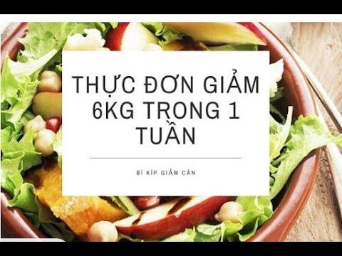 Chia Sẻ Quá Trình Giảm Cân - Giảm 6kg Trong Chỉ 1 Tháng | Trung Vlog