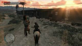 Exodus in America (Gold Medal) - Mission #1 - Red Dead Redemption