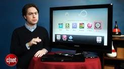 First Look: LG BP620 Blu-ray player
