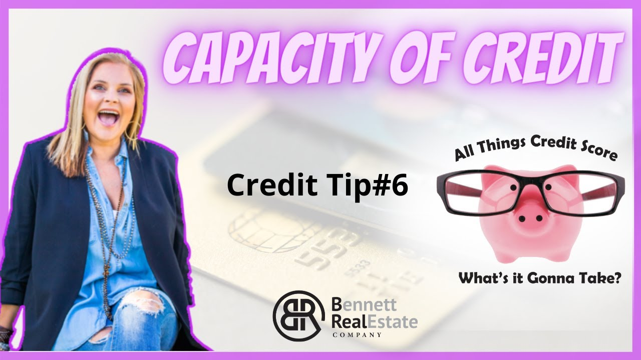 Does Your Credit Limit Affect Your Credit Score - Credit Tip #6