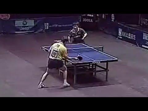 Pro Tour 1999 Kim Taek Soo vs Jan-Ove Waldner