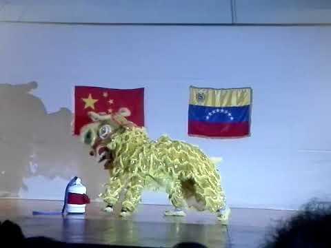 Semana Cultural China 2017 – Shaolin de Venezuela Parte 1