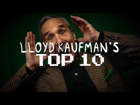 Lloyd Kaufman's TOP 10  15 Second Horror Film Challenge 2017