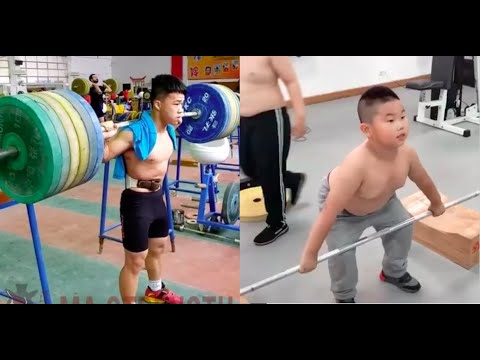 These Chinese Kids are Stronger than you!