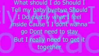 Usher You Make Me Wanna LYRiCS