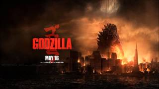 GODZILLA 2014 COME WITH ME-PUFF DADDY