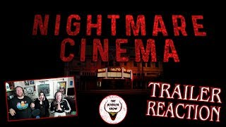"""""""Nightmare Cinema"""" 2019 Horror Anthology Movie Review - The Horror Show"""