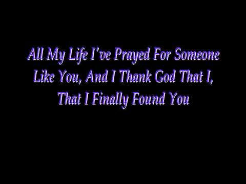 K-Ci and JoJo - All My Life(lyrics) Mp3