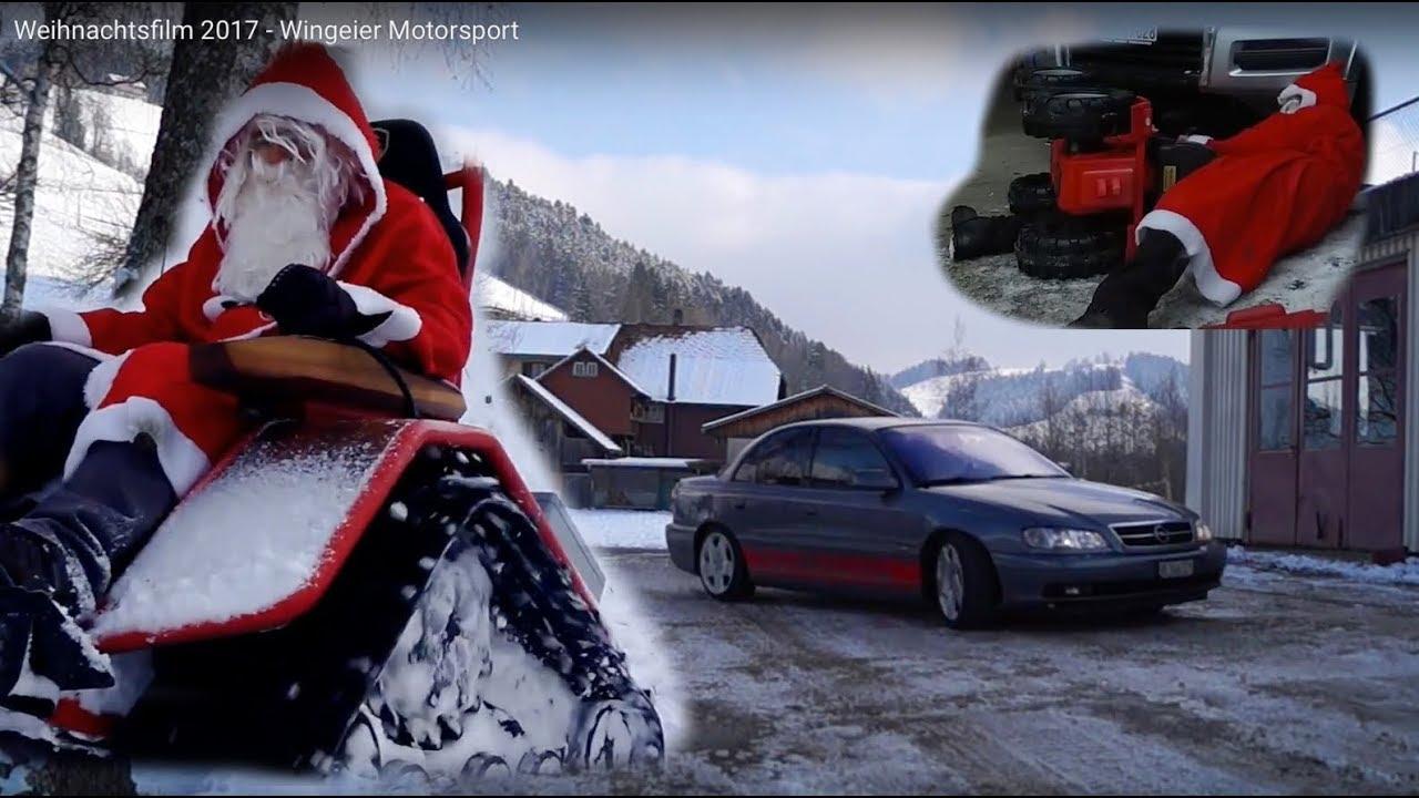 Weihnachtsfilm 2017 / Christmas Movie - Wingeier Motorsport
