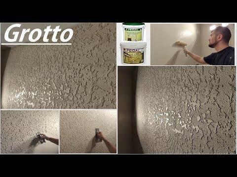 Grotto. Бюджетный ТОП Декор от 4$. Для неровных стен своими руками. Бери и делай + советы. Feidal