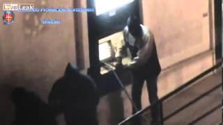 ATM gas attack