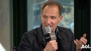 "Ralph Fiennes And Luca Guadagnino ""A Bigger Splash"" | AOL BUILD"