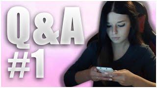 Q&A | Odpowiedzi na wasze pytania #1