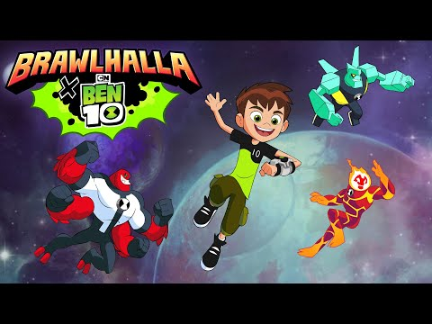 Brawlhalla x Ben 10 Crossover Reveal Trailer