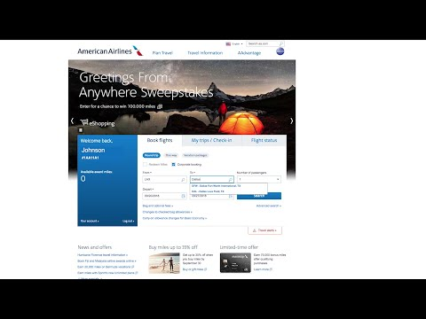 Concur TripLink and American Airlines Integration Now