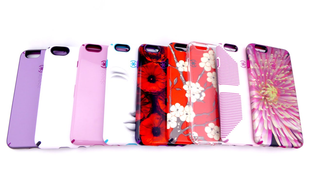 buy popular 2356e 45717 Dress up your iPhone 6s Plus with Speck for the Holidays!