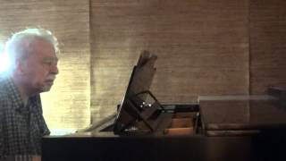 Gil plays Chopin's 49th Mazurka