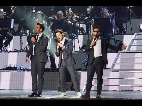 Il Volo concert in Arena di Verona 04.07.2016. Grand final of Tour 2016. Part 1