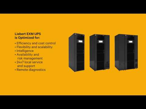 Liebert® EXM™ UPS Overview